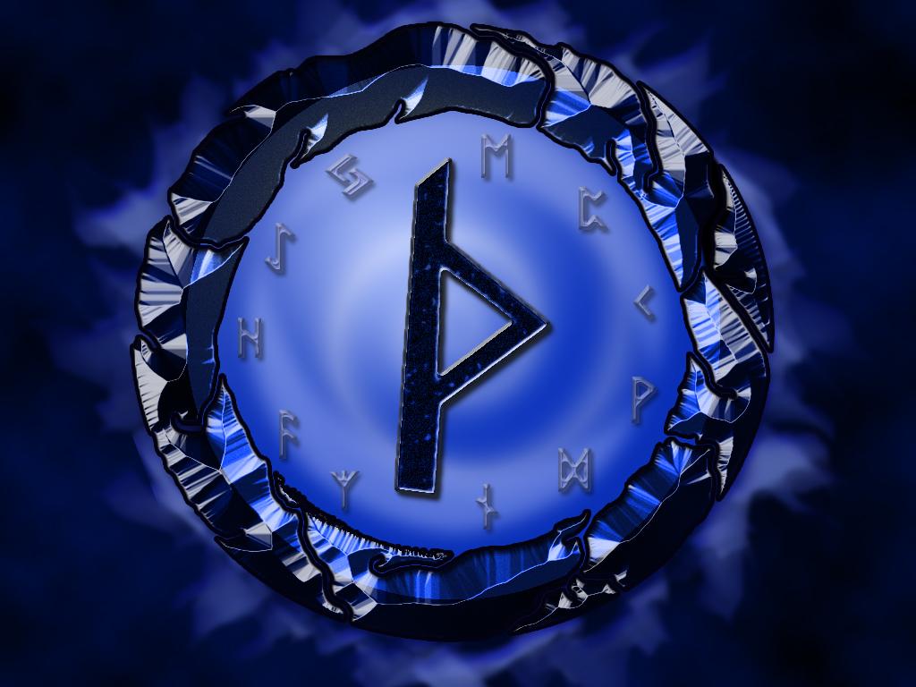 Руна Турисаз ее значение и толкование в гадании и магии