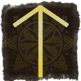 Руна Тейваз. Значение руны Тейваз и толкование в гадании